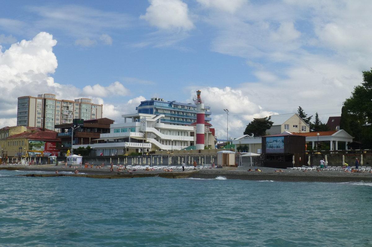 Черное море - Наиля
