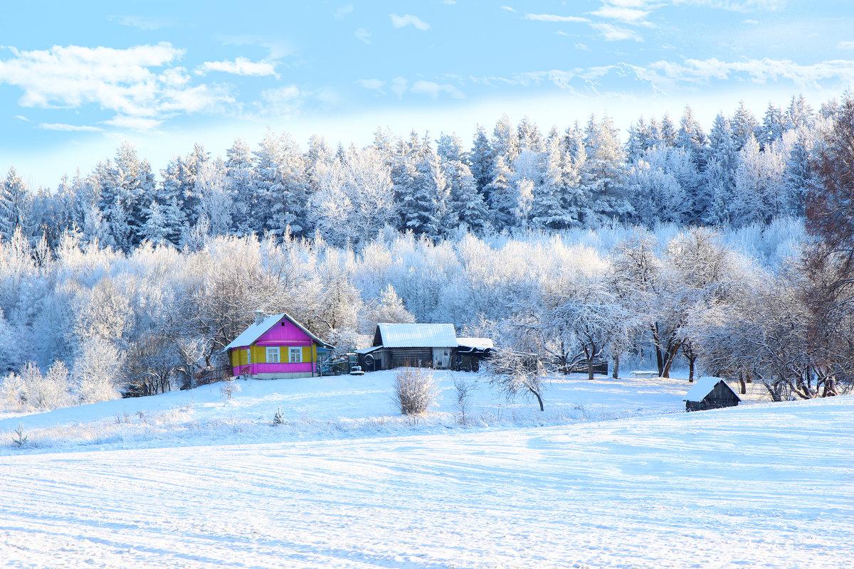 Зимняя сказка - Kristina Shavratskaya