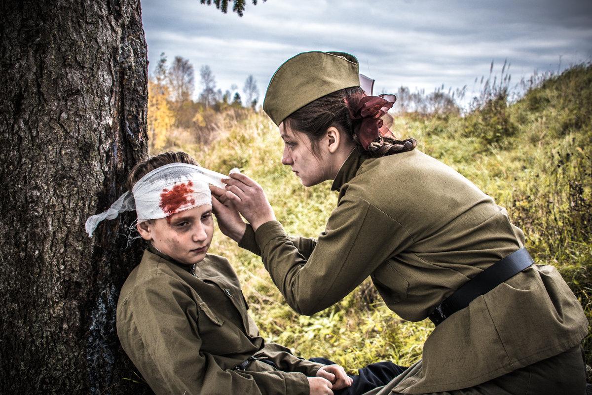 Первая помощь - Анна Никонорова