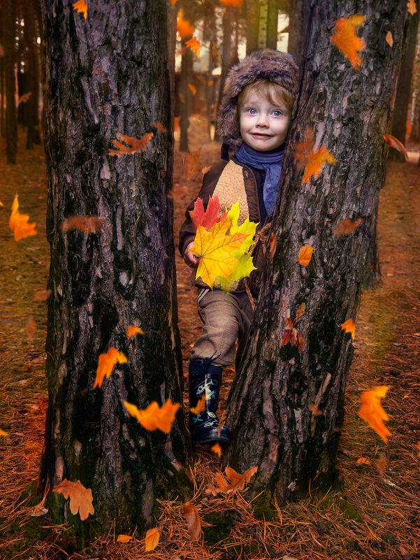 К нам идет Осень - Нина