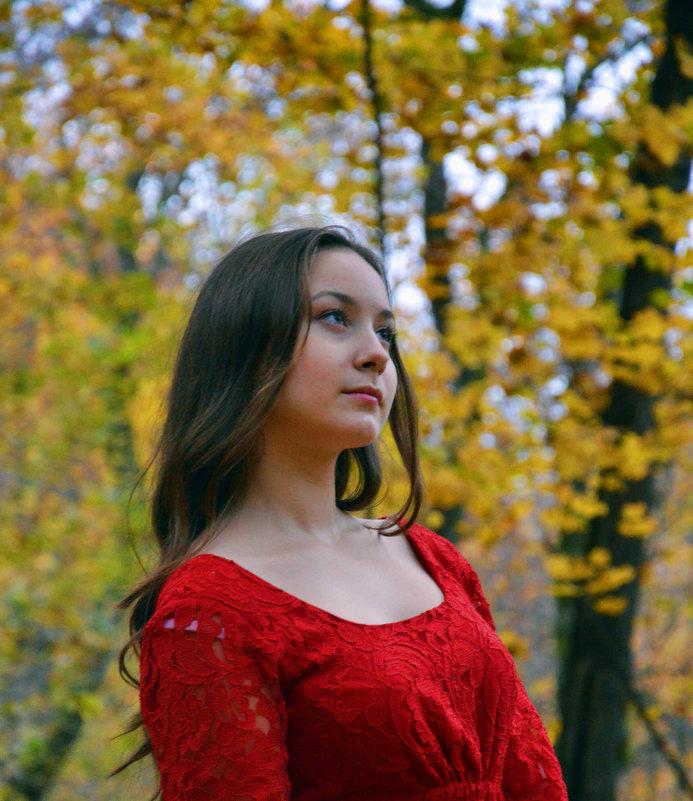 Золотая осень - Екатерина