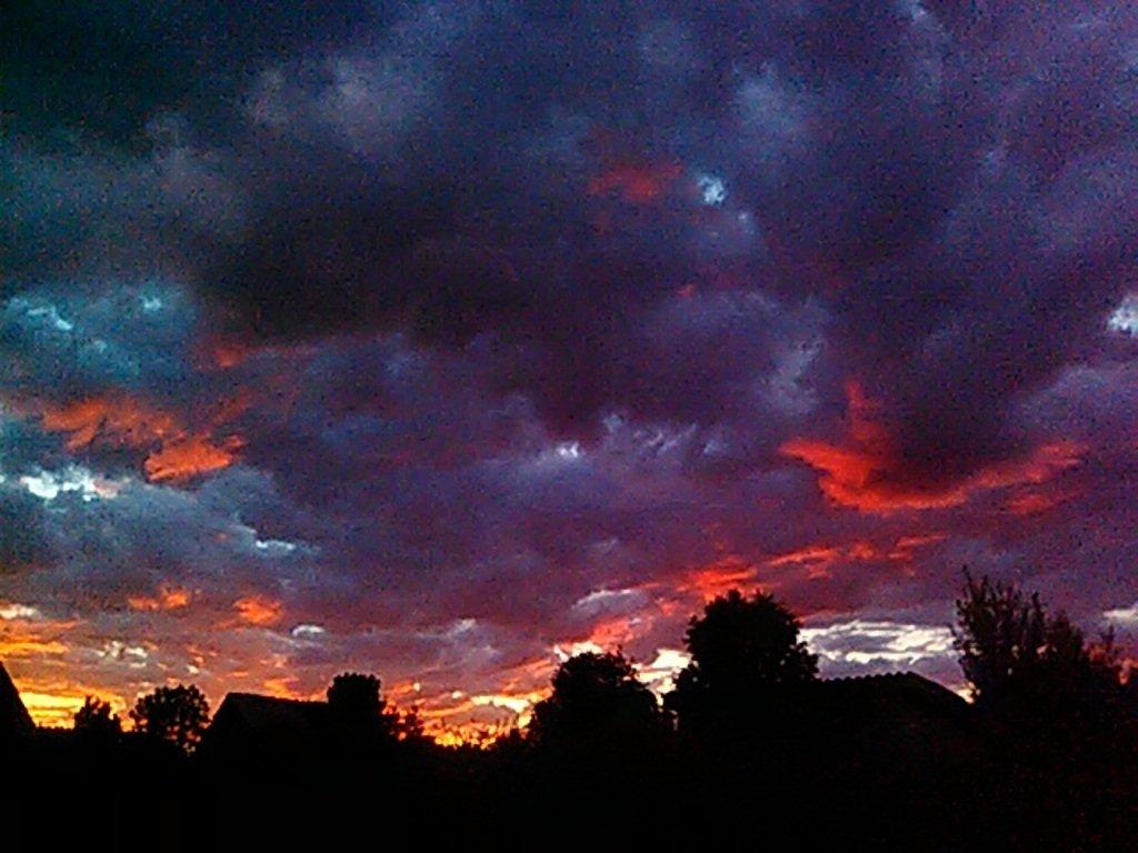 Раскрашенное небо - Mary Коллар