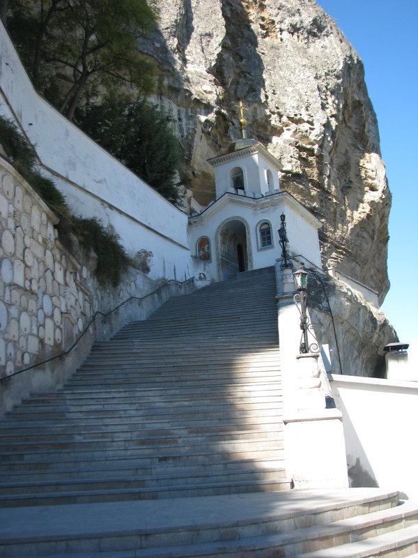 Свято-Успенский пещерный монастырь - Варвара