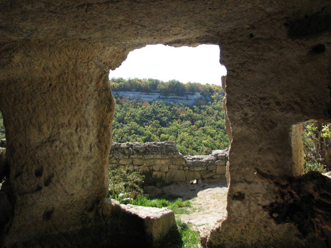 Окно - Варвара