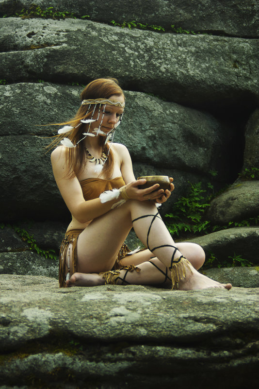 Sacagawea - Сергей Каржавин