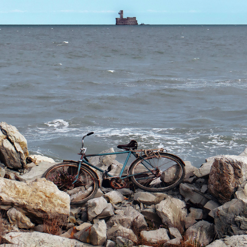 Старый велосипед - Сахаб Шамилов