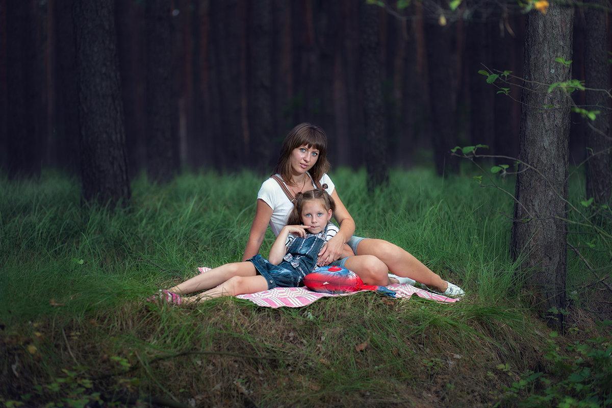 Вечер в лесу - Сергей