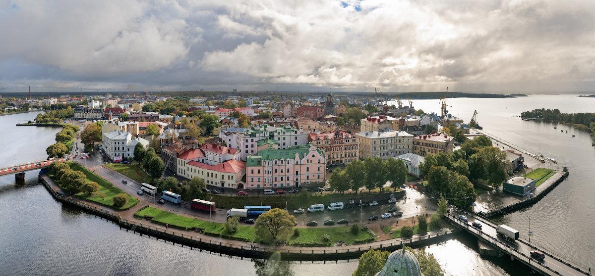 Весь город в одном кадре - Константин Косов