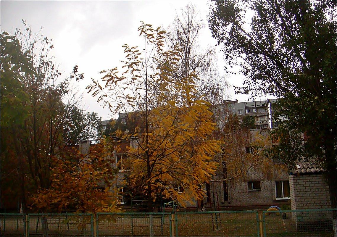 Осень в детском саду - Нина Корешкова