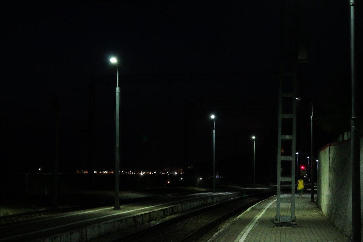 Ночной вокзал - Людмила Волдыкова