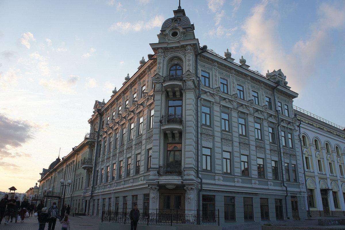 Номера Щетинкина на ул. Баумана - Елена Павлова (Смолова)