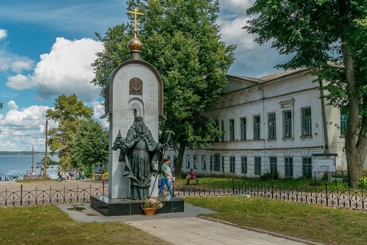 Достопримечательности  уездного городка Калязин - Екатерина Рябцева