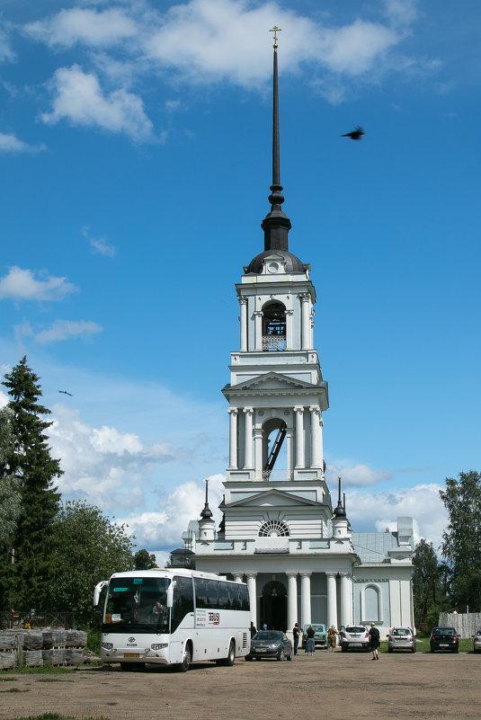 Вознесенская церковь - Екатерина Рябцева