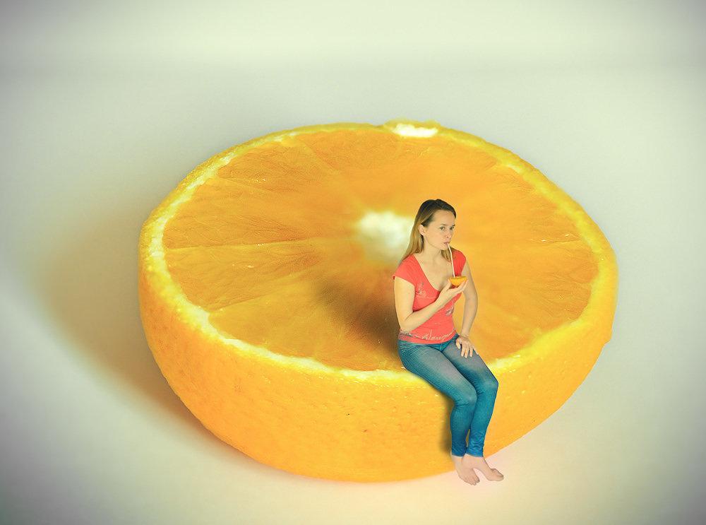 Orange juice - Дак -