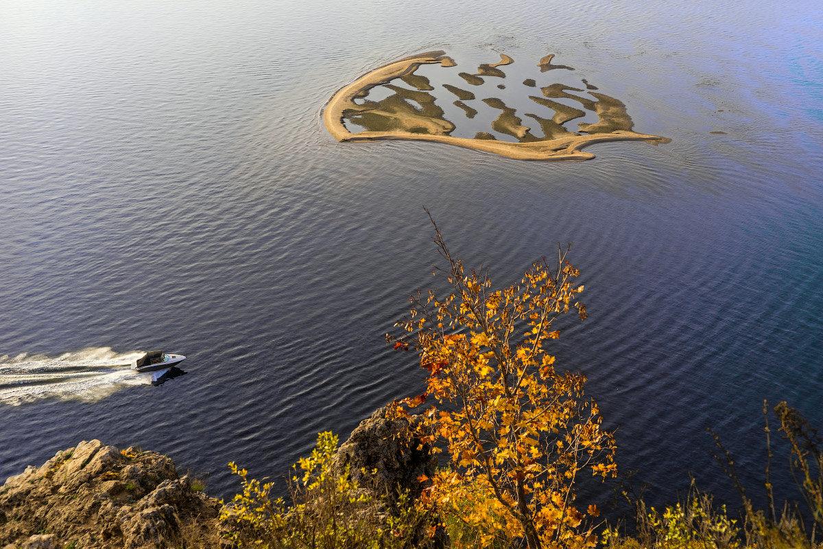 Островок на Волге - Алексей Головин