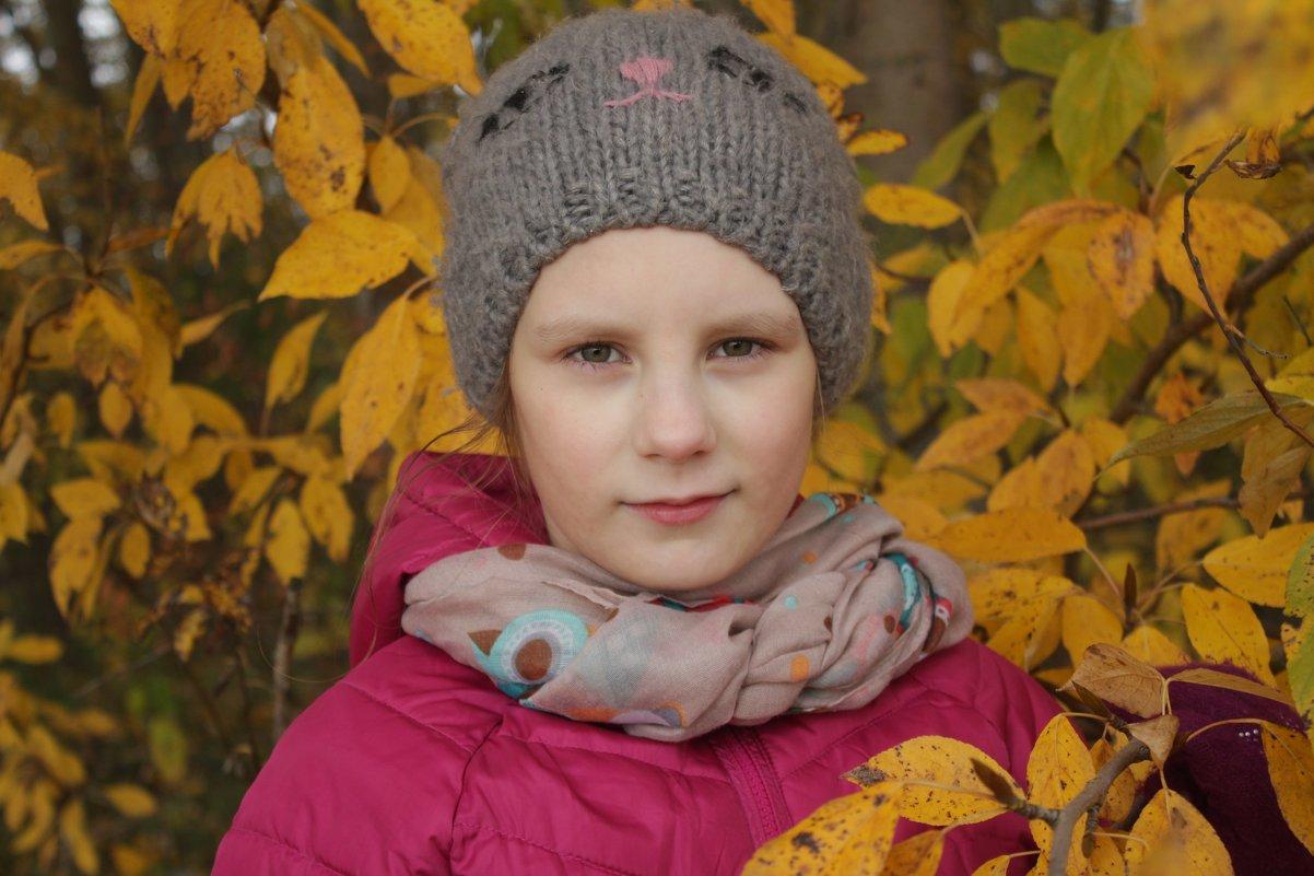 Осенняя Ника - Ольга Лапшина