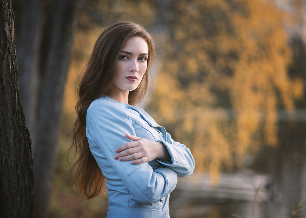Девушка и осень - Алекс Римский