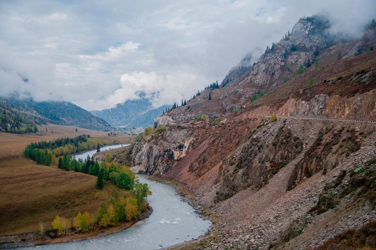 Река Чуя - Elena Nikitina