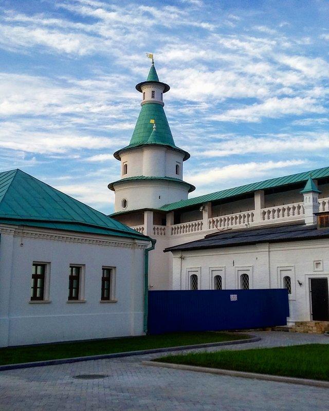 Ново-Иерусалимский монастырь - Виктория Нефедова