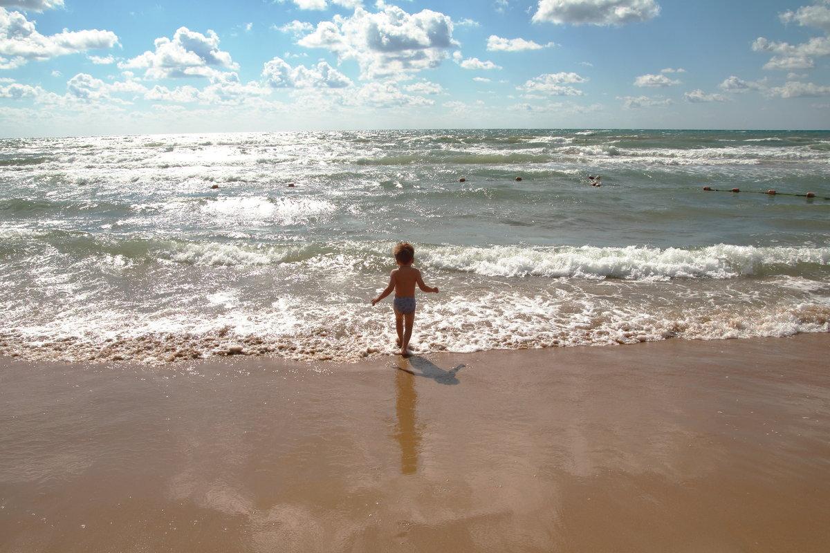 малыш и море - Владимир Акилбаев