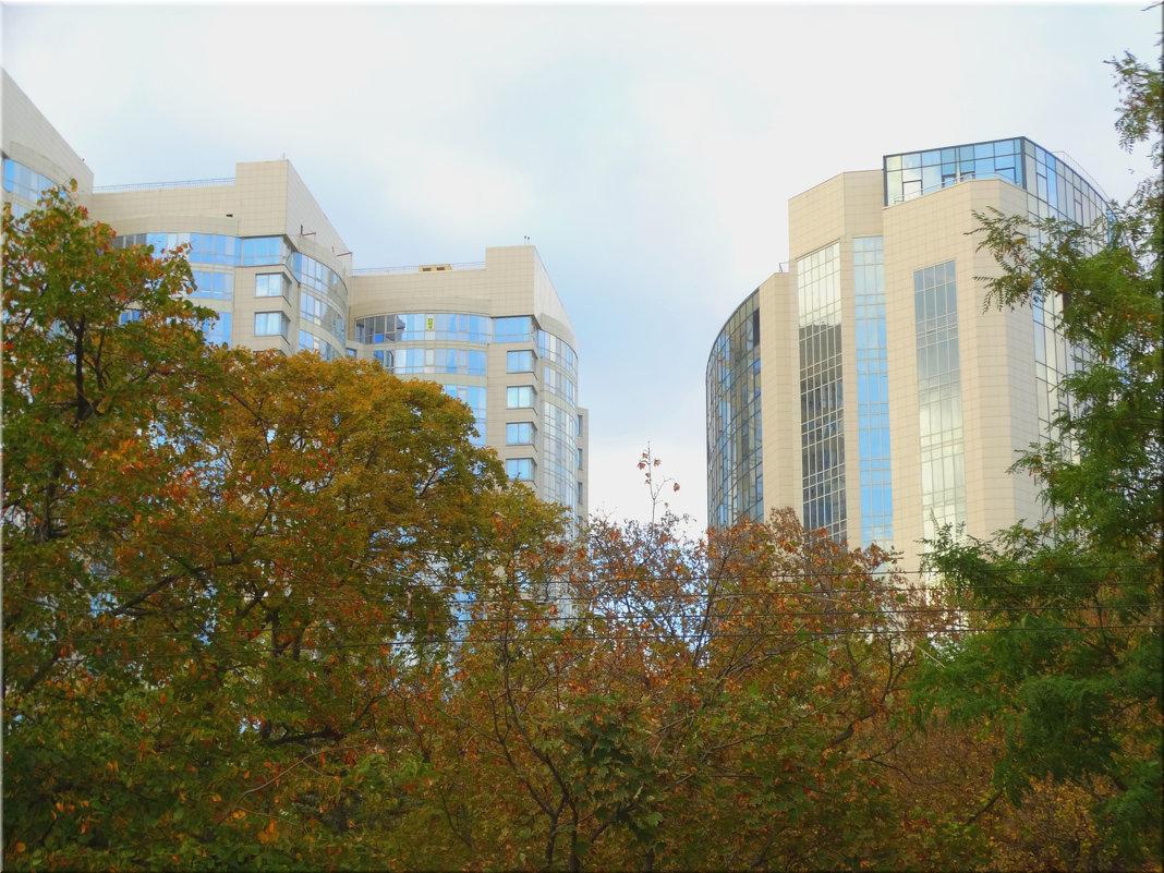 Осень в городе... - Тамара (st.tamara)