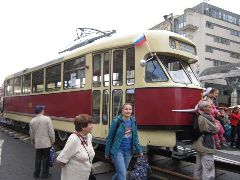 Московский трамвай - Дмитрий Никитин