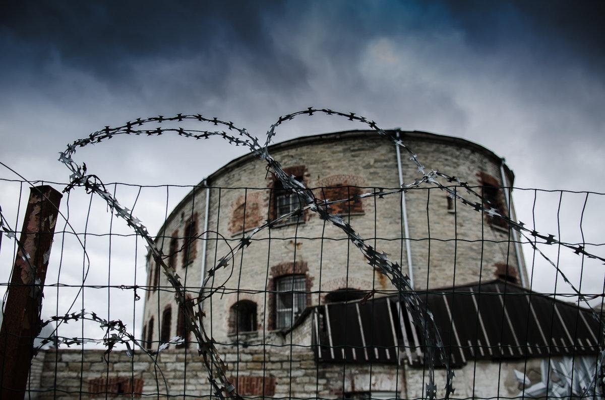 Батарейная тюрьма Таллин - Alex Sanin