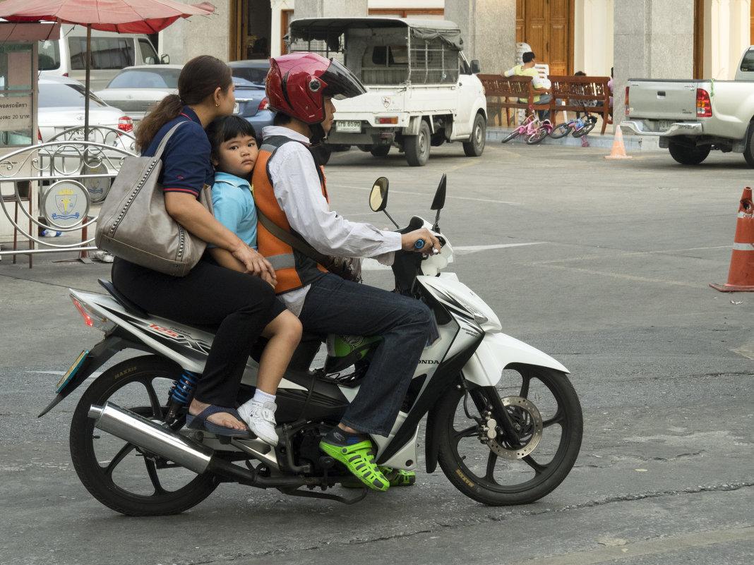 Таиланд. Бангкок (1) - Владимир Шибинский