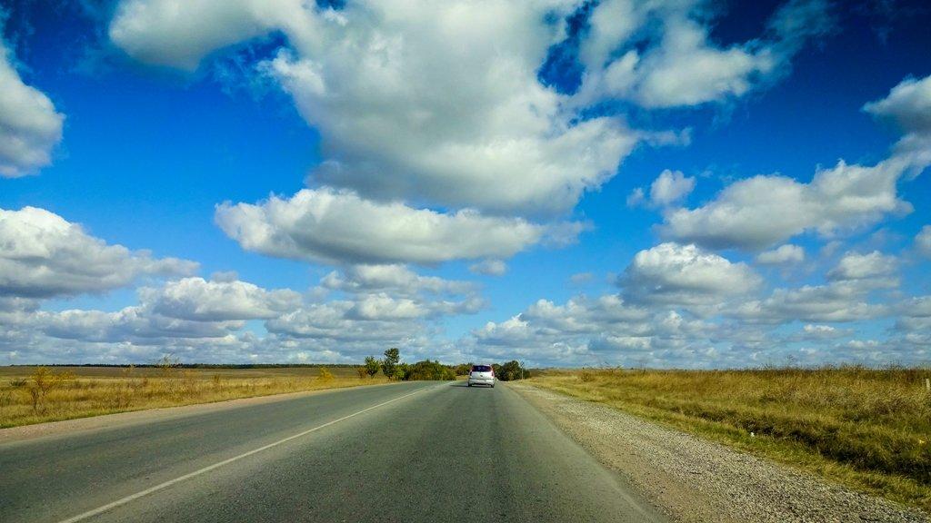 Дорога в облака - Ольга
