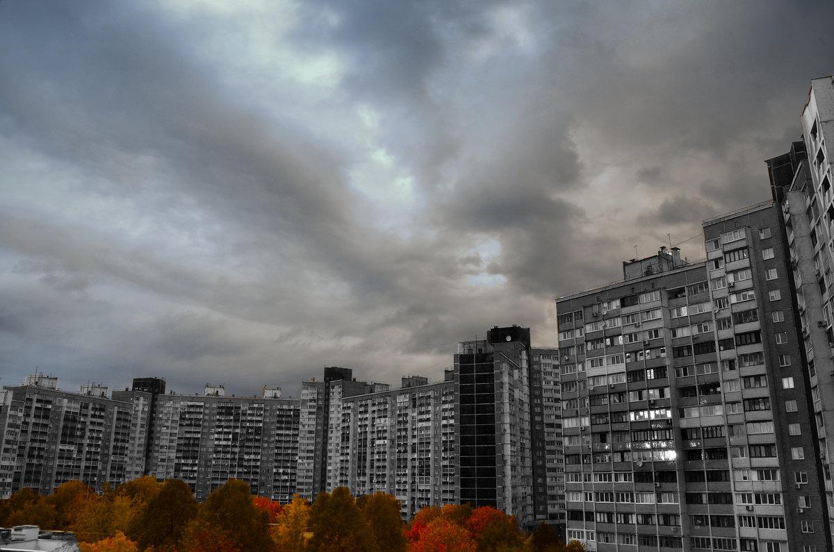 Серые муравейники - Олег Лопухов
