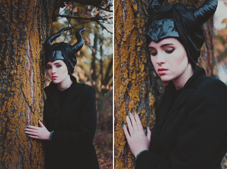 Maleficent - KATYA DAVLETOVA