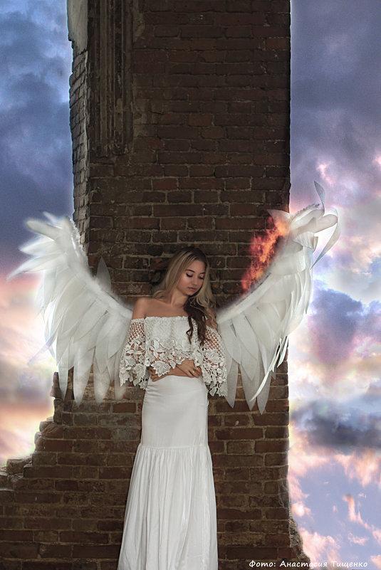 Ангел - Анастасия Тищенко