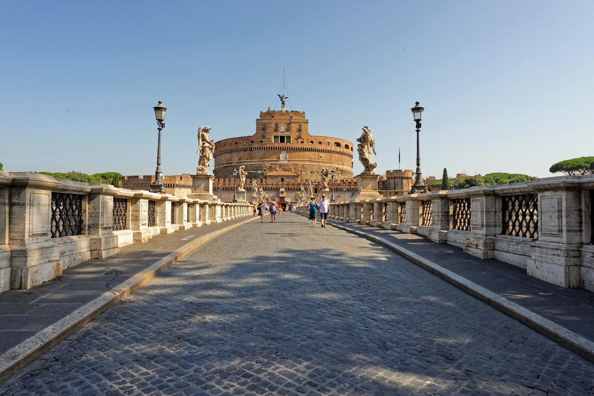 Castel Sant Angelo - Павел Сущёнок