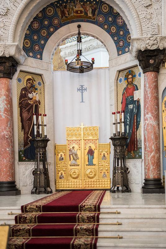Морской собор в Кронштате - Юрий Бутусов
