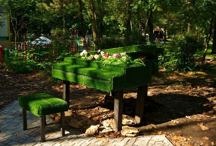 рояль в кустах - Александр Корчемный