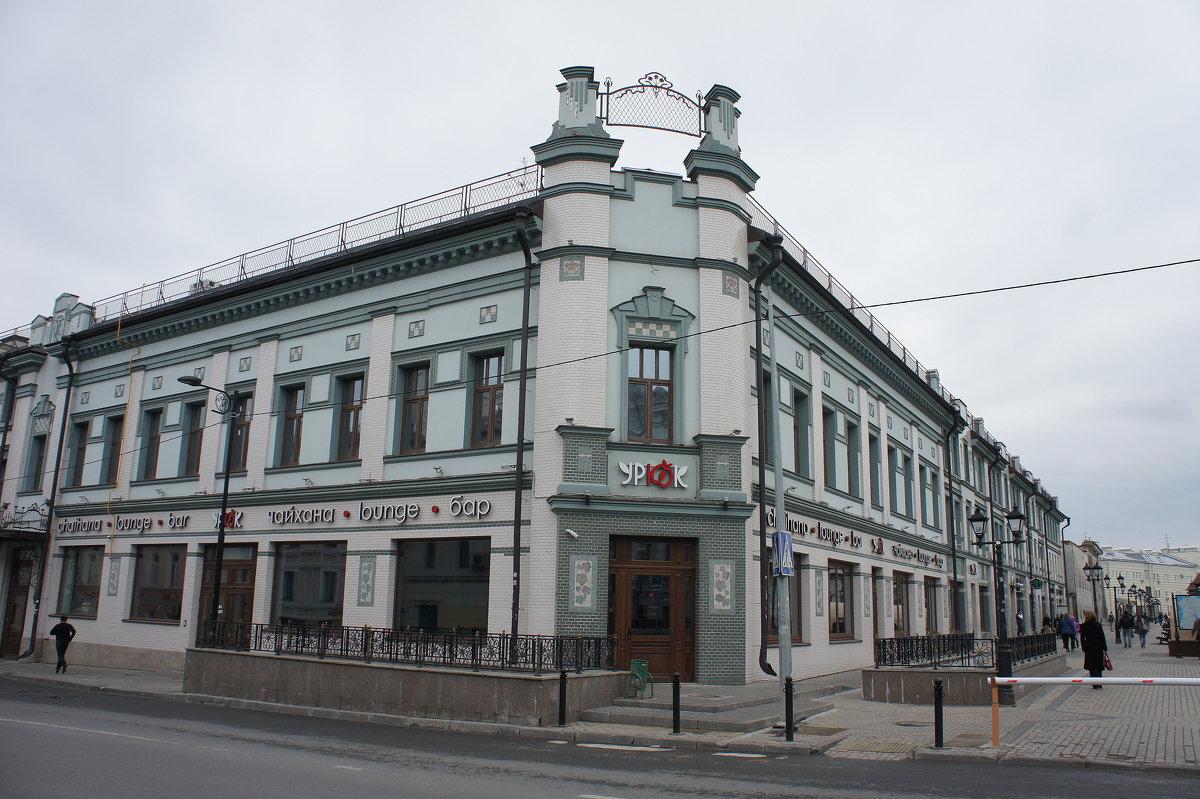 Знаменитый дом купца Заусайлова на улице Баумана - «Сибирские номера» - Елена Павлова (Смолова)