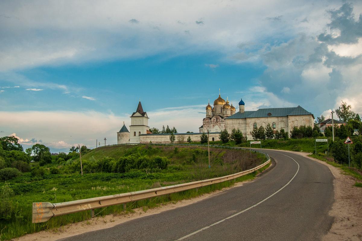 Можайск. Лужецкий монастырь - Alexander Petrukhin