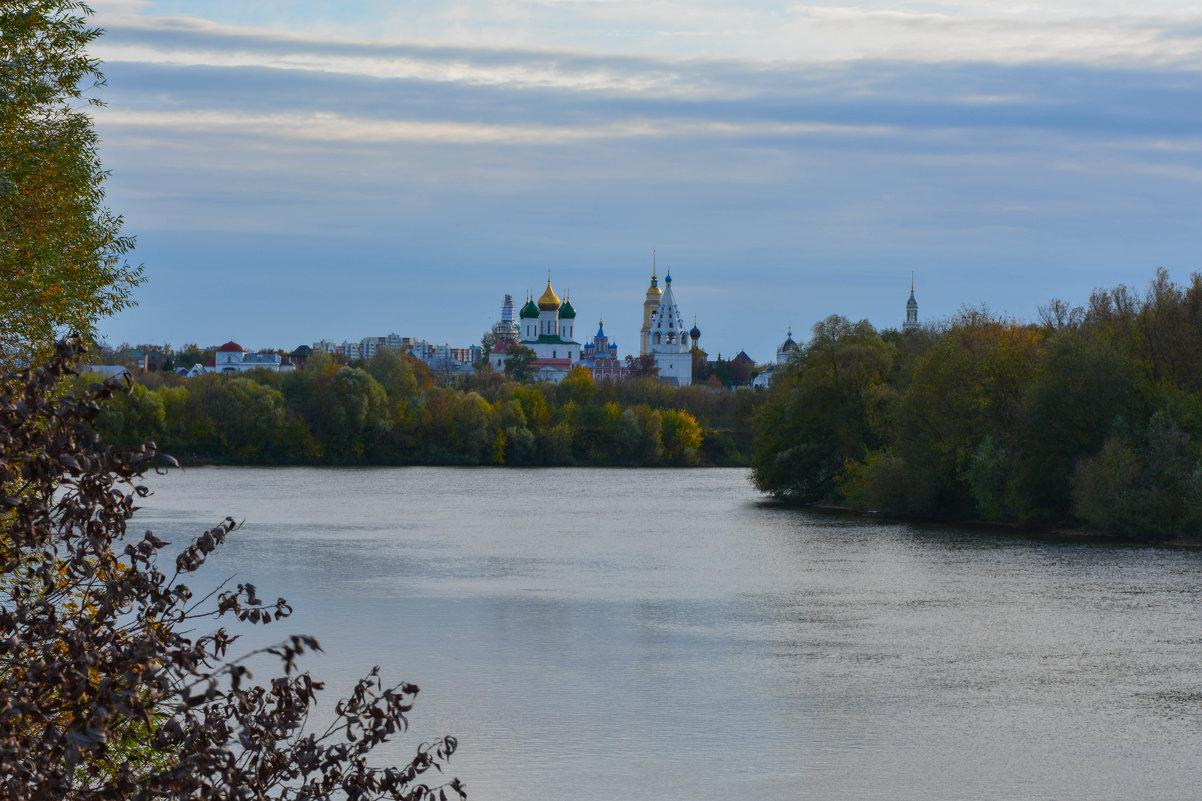 Виды на Коломну - Илья Сердитов