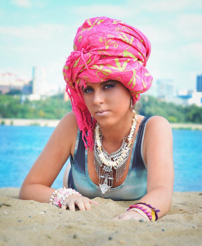 Африканка - Ирина