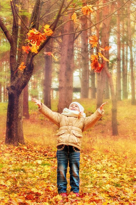 Осень, она такая Осень - Tatsiana Latushko