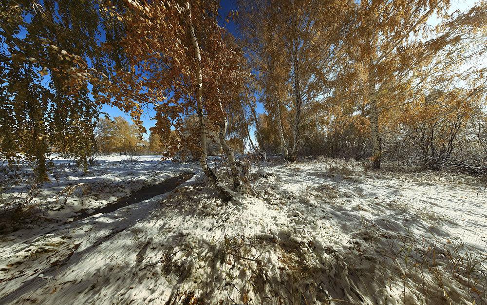 И слышатся песни, осени снежной 3 - Сергей Жуков