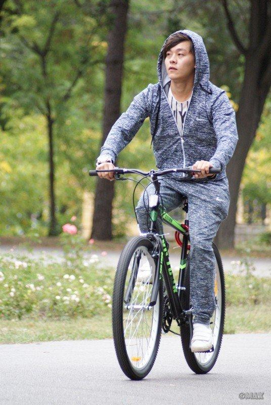 Прогулька на велосипеде - Abdulaziz Mirzaakhmedov