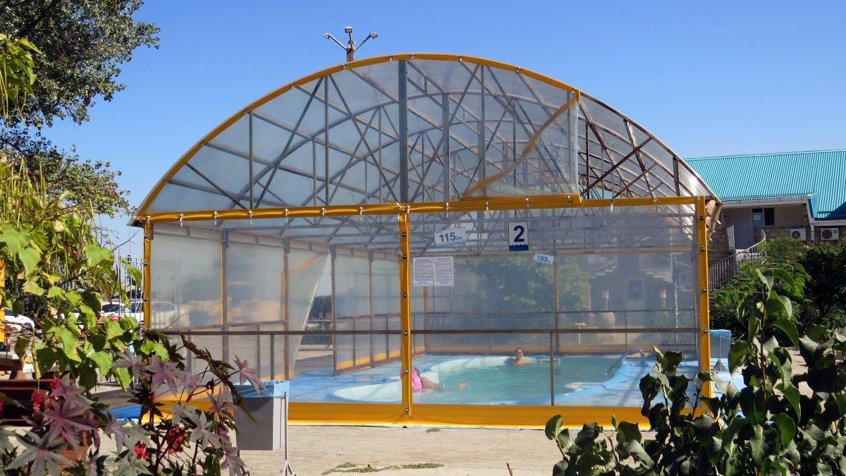 Детский бассейн - Вера Щукина