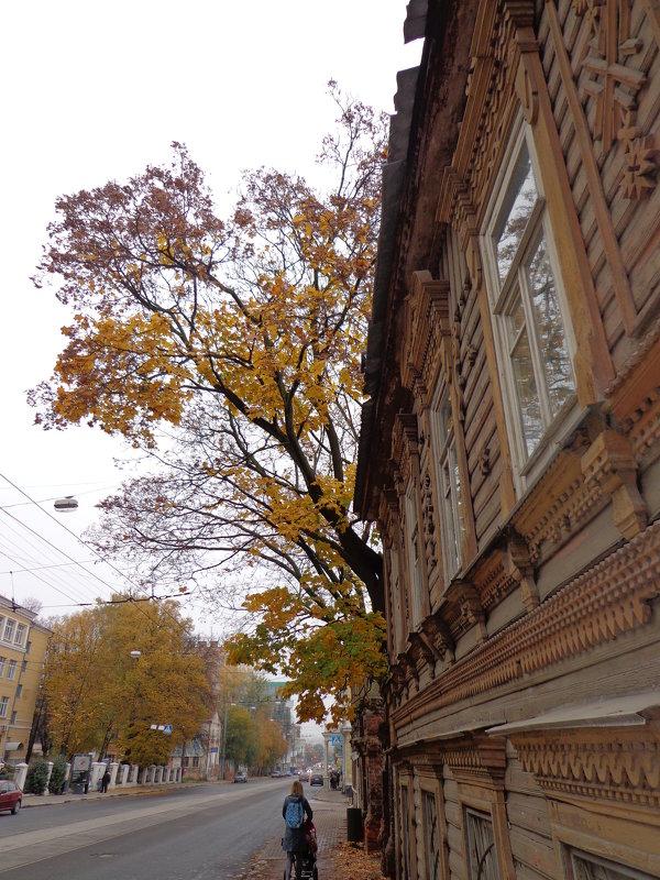 улочки - Наталья Сазонова