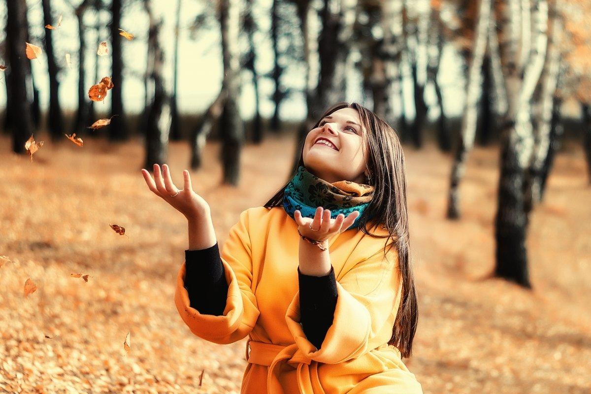 Красавица Осень - Андрей Афонасьев