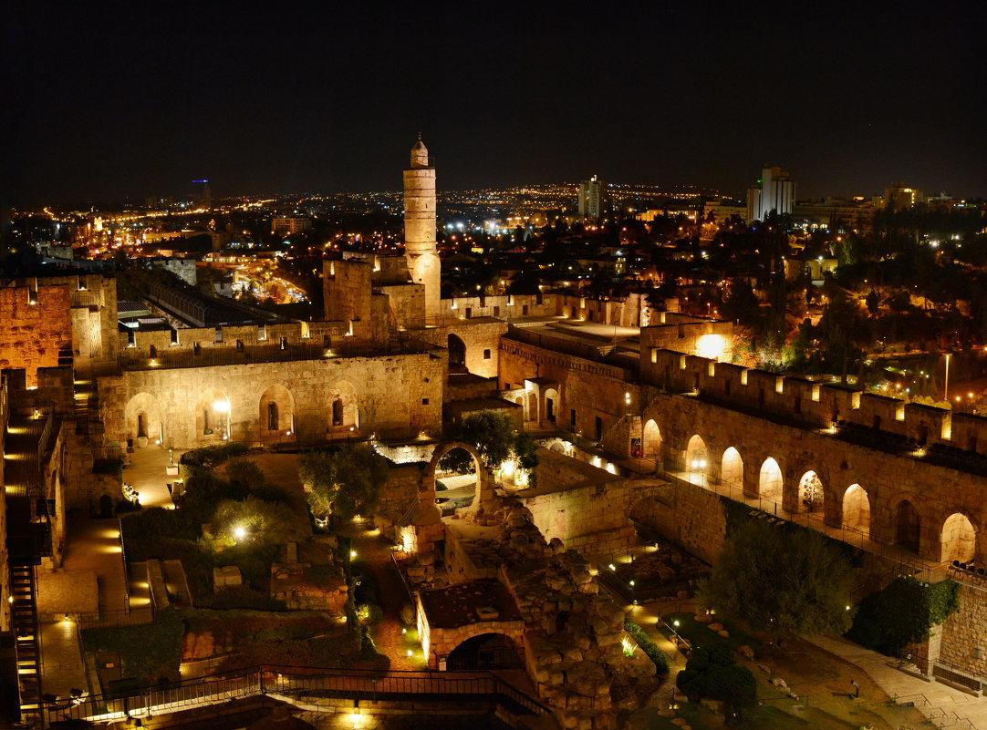 Иерусалим. Башня Давида. - Ludmila Frumkina