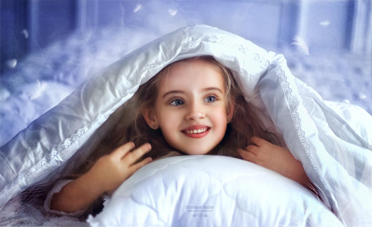 Сладких снов! - Фотохудожник Наталья Смирнова