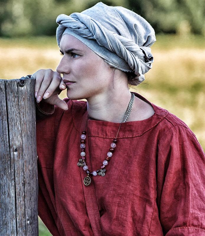 Ещё одна средневековая гражданка-)... - Noregr