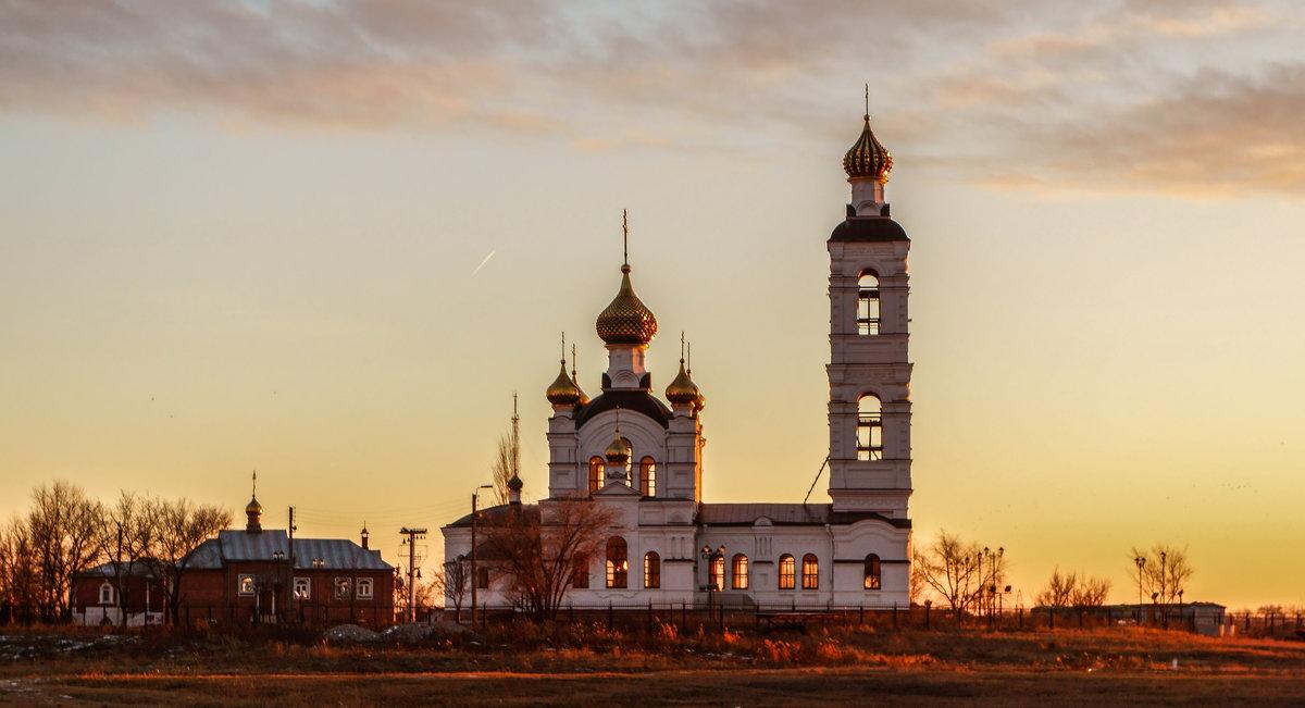 Свет православия - Надежда Парфенова