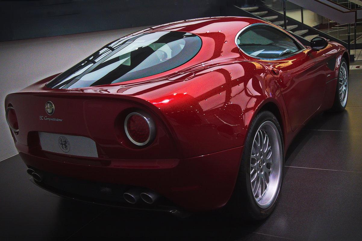 Alfa Romeo 8С Competizione - M Marikfoto